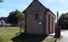 WC Public du Plan d'eau