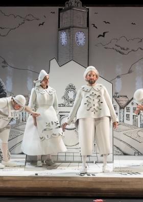 Trois contes - Déplacement à l'Opéra de Rennes