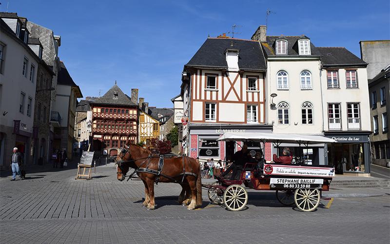 Le postier breton
