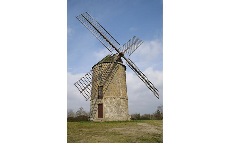 Le moulin Saint Lazare
