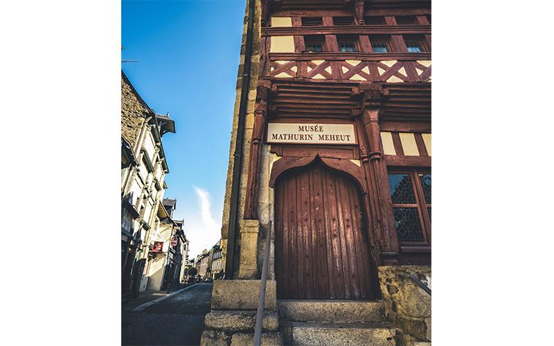 Entrée musée Mathurin Méheut