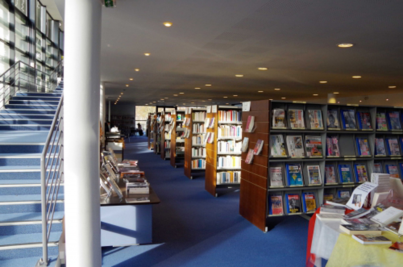 Bibliothèque Lamballe-Armor