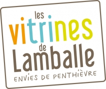 Les vitrines de Lamballe