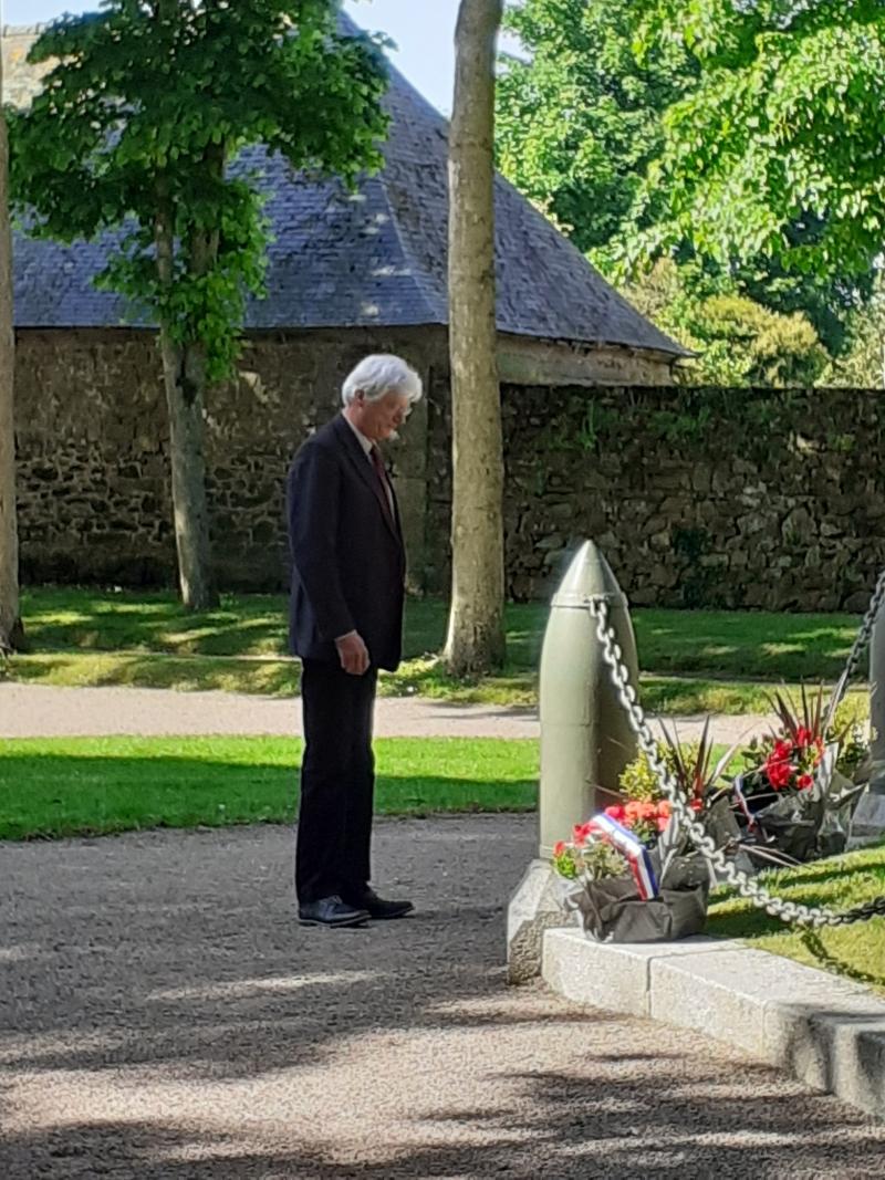08/05/2020 : Cérémonie fin de la Seconde Guerre Mondiale