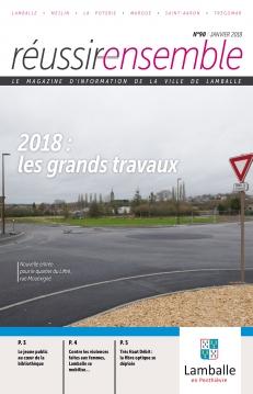 Réussir Ensemble 90 - janvier 2018