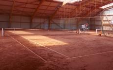 Terrain tennis Louis Hingant