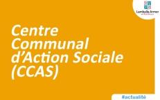 CCAS : Renouvellement du Conseil d'Administration