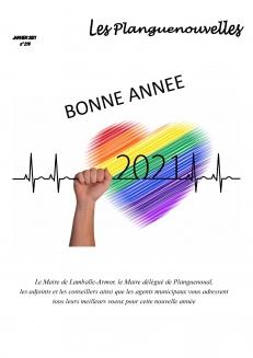 Planguenouvelles - Janvier 2021