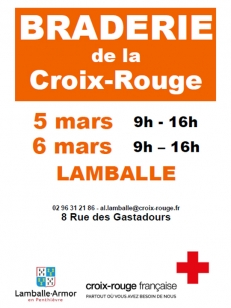 Braderie de la Croix-Rouge