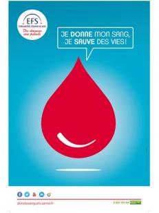 Collecte - Don du sang