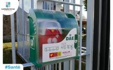Des défibrillateurs dans votre ville
