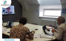 Installation des premières commissions consultatives citoyennes