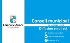 19/04 : Conseil municipal