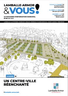 Lamballe-Armor & Vous - ÉTÉ 2021