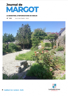 Le Journal de Margot - Juillet/Août 2021