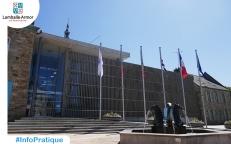 Ouverture des mairies Changement d'horaires pendant la période estivale