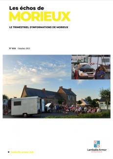 Les Échos de Morieux - Octobre 2021
