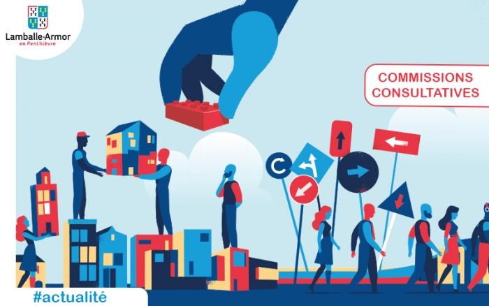 Commissions consultatives