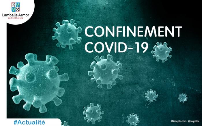 Covid-19   Confinement