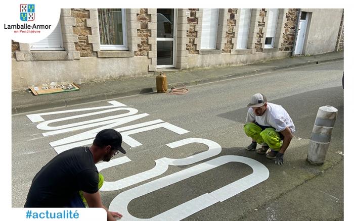 Zone 30 : nouvelles règles de circulation dans le centre-ville