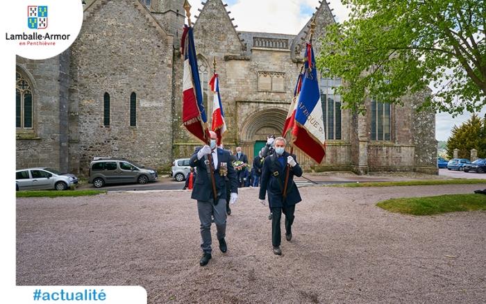 Commémoration 8 mai : retour en images
