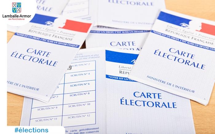 1er tour élections régionales et départementales 2021 I Les résultats