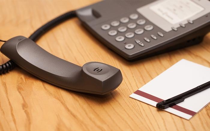 Perturbation de l'accueil téléphonique les 23 et 24 septembre 2021